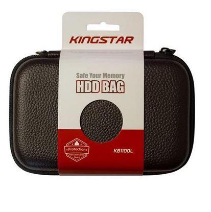 تصویر کیف هارد اکسترنال Kingstar KB1100L (مخصوص هارد های ضدضربه)