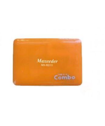 تصویر ریدر همه کاره Maxeeder MX-R0111