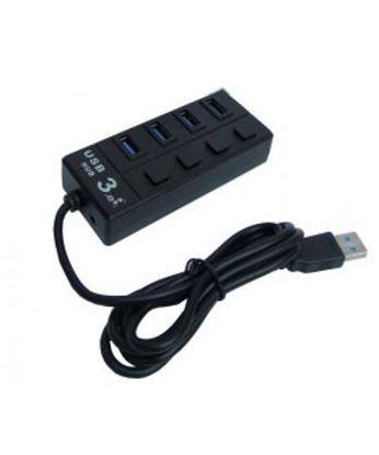 تصویر هاب USB3.0 P-218