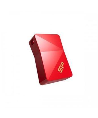 تصویر فلش مموری Silicon Power J08 USB3.0 32G قرمز