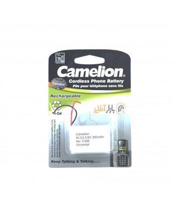 تصویر باتری تلفن Camelion P102 c306c