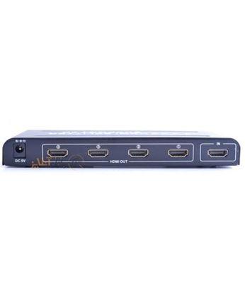 تصویر اسپلیتر 4 پورت HDMI Pnet