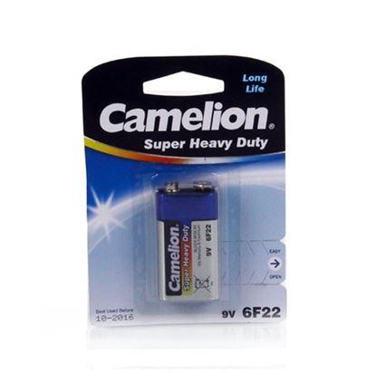 تصویر باتری کتابی کارتی Camelion Super Heavy Duty