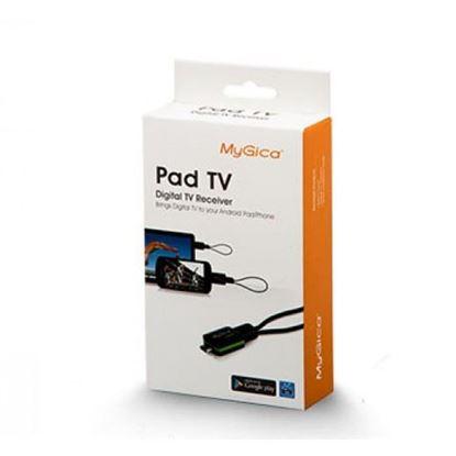 تصویر گیرنده دیجیتال اندروید My Gica Pad Tv