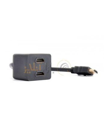 تصویر کابل 1 به 2 HDMI
