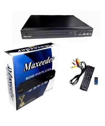 تصویر DVD Player Maxeeder MX1110