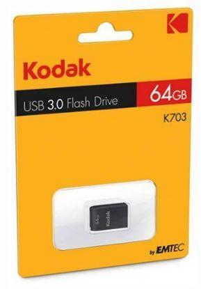 تصویر فلش مموری Kodak K703 USB3.0   8GB