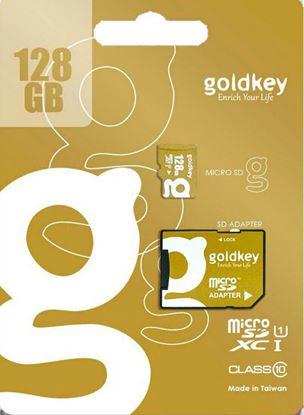 تصویر رم میکرو GoldKey   16G class10
