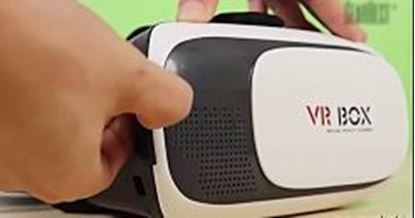 تصویر عینک واقعیت مجازی  Pnet  VR100