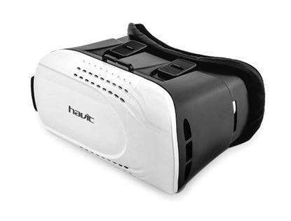 تصویر عینک واقعیت مجازی  havit  HV-V01 سفید