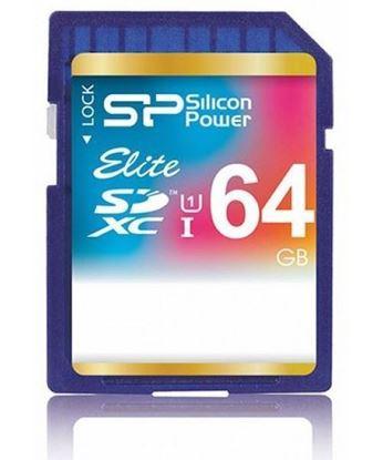 تصویر مموری SD Silicon Power SDHC Class10 Elite   16G