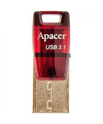 تصویر فلش مموری Apacer  180 USB3.0 OTG Type C    32GB