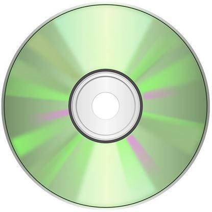 تصویر 50 عدد DVD Princo  مشکی
