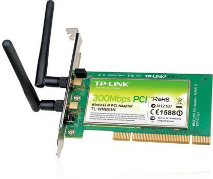 تصویر کارت شبکه وایرلس اینترنال TP-Link  TL-WN851ND