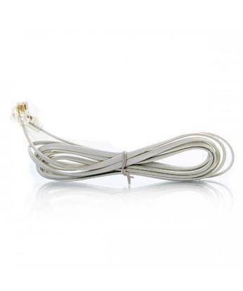 تصویر کابل تلفن 3 متری