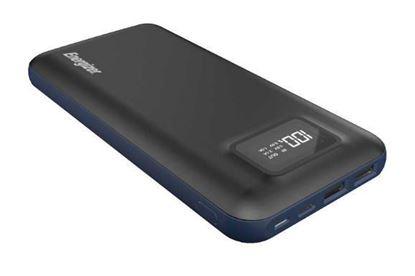 تصویر پاور بانک Energizer UE20018   20000mah به همراه LCD