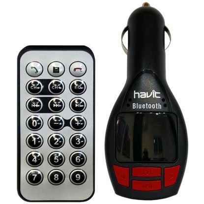 تصویر FM Player Havit HV-FM50 بلوتوث