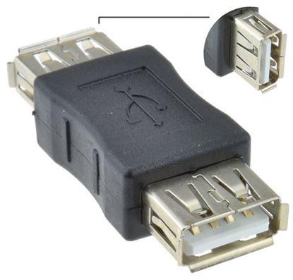 تصویر رابط دو سر افزایش USB
