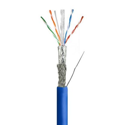 تصویر کابل شبکه 305m Knet cat6 CU مس
