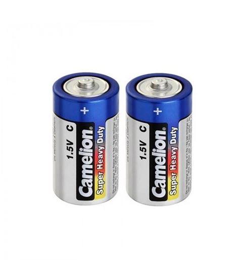 تصویر باتری متوسط شرینگ Camelion
