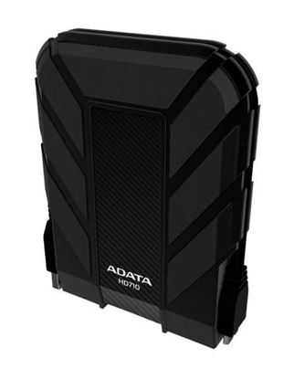 تصویر هارد اکسترنال ای دیتا مدل HD710 Pro ظرفیت 1 ترابایت مشکی