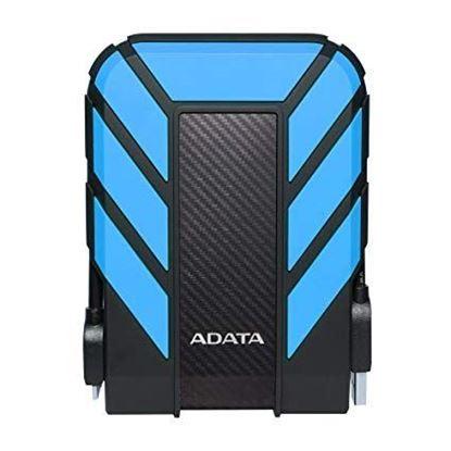 تصویر هارد اکسترنال ای دیتا مدل HD710 Pro ظرفیت 1 ترابایت آبی