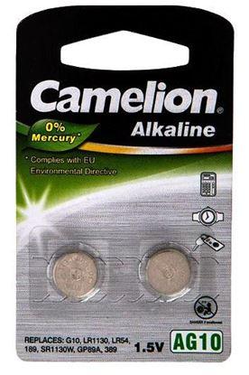 تصویر باتری ساعتی Camelion AG10