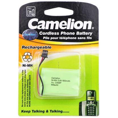 تصویر باتری تلفن CAMELION C068P