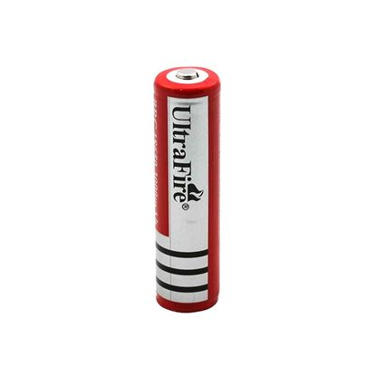 تصویر باتری  شارژی Ultrafire BRC 18650 6800mAH