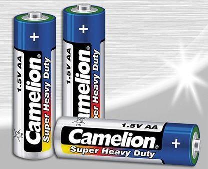 تصویر 20 بسته ی 2 عددی (۴۰ عدد) باتری شرینگ قلم Camelion