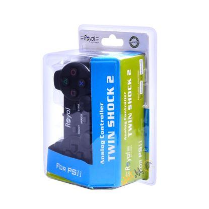 تصویر گیم پد پلی استیشن Royal R-G PS2 بدون تست و گارانتی