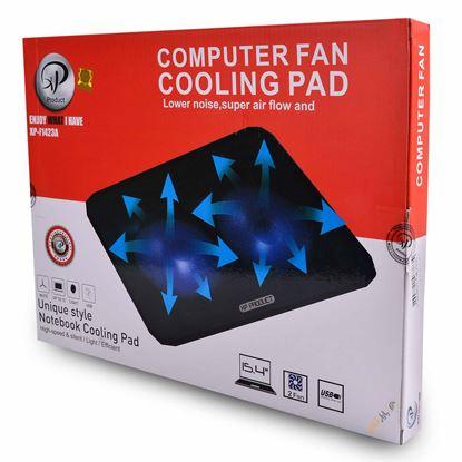 تصویر فن خنک کننده لپ تاپ  XP-F1423A