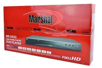 تصویر Dvd Player Marshal ME-5033