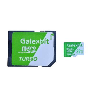 تصویر رم میکرو Galexbit  128G 70M/B class10   UHS-1 با آداپتور