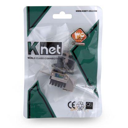 تصویر کیستون  شبکه  K-net  K-N1118 Cat 6 STP