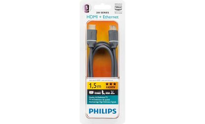 تصویر  كابل HDMI Philiphs 1.5m  Swv4432s/10
